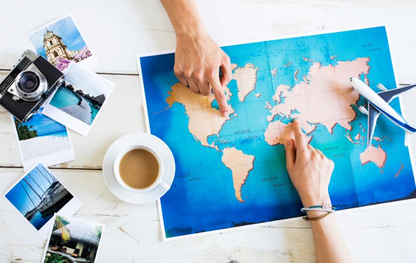 Los destinos más buscados por los internautas